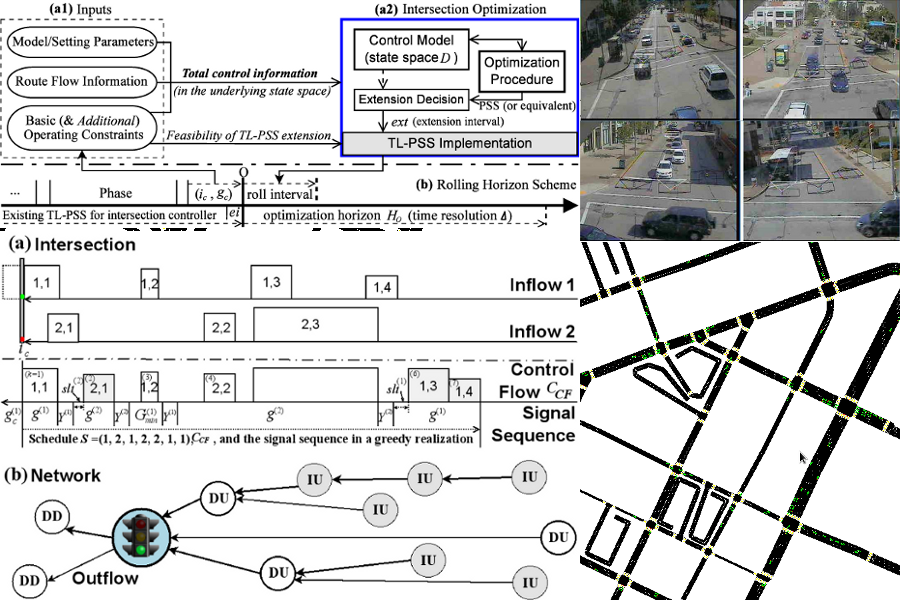 Smart and Scalable Urban Traffic Control