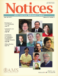 Work with the Polymath project was featured by Notices of the AMS