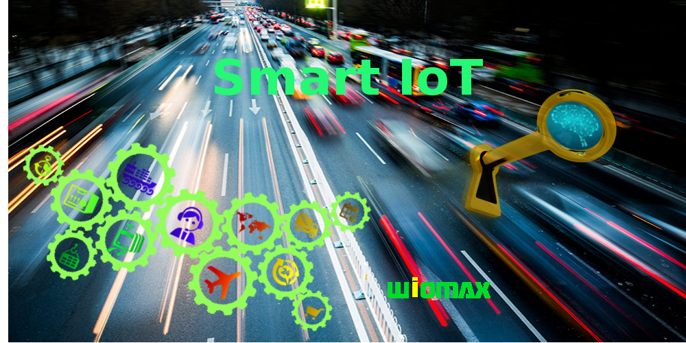Smart IoT in Transportation and Logistics is the Key Tech to Improve Cities in Motion