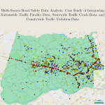 [Case Study] Road Safety: Data Analytics: Montgomery County, MD