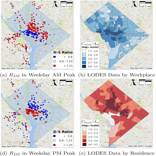 Work on bike sharing data analysis and implications for data-driven decision supports appears on Journal of Transport Geography